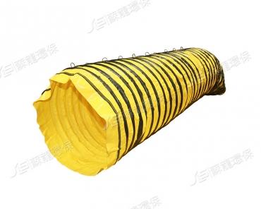 骨架螺旋导风筒